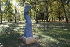 Foto 6 - Las obras del V Simposium de Escultura de Almazán estrenan ubicaciones