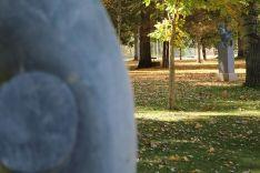Foto 4 - Las obras del V Simposium de Escultura de Almazán estrenan ubicaciones