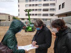 Soria contará con una nueva plaza de más de 1200 metros cuadrados para la primavera