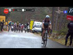 Foto 5 - Vuelta a España: Dan Martin gana en Soria en la inédita subida a la Laguna Negra