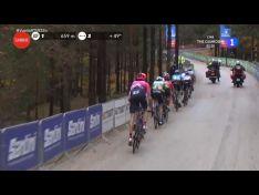 Foto 4 - Vuelta a España: Dan Martin gana en Soria en la inédita subida a la Laguna Negra