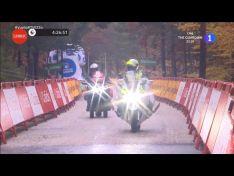 Foto 3 - Vuelta a España: Dan Martin gana en Soria en la inédita subida a la Laguna Negra