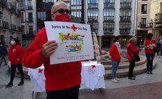 Foto 2 - Cruz Roja Soria lleva atendidas a más de 3.500 personas durante la pandemia