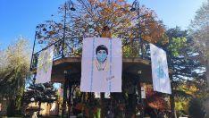 Foto 3 - 'Los ojos que te miran', en La Dehesa
