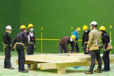 Una imagen del curso celebrado en Duruelo.