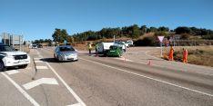 Foto 5 - ACTUALIZACIÓN: Fallece una vecina de Madrid en un accidente de tráfico ocurrido en el cruce de Berlanga de Duero