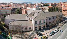 Imagen de la Escuela de Arte de Soria.