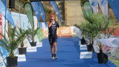 Foto 3 - Sara Loher y Pello Osoro, campeones de España de Duatlón MD