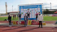 Sara Loher y Pello Osoro, campeones de España de Duatlón MD