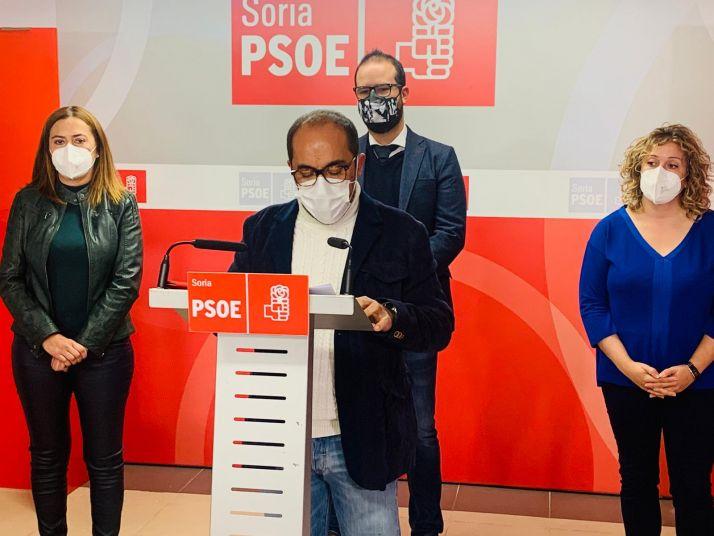 Foto 1 - El PSOE se reunirá con Mañueco para evitar que los nueve médicos de atención primaria abandonen Soria