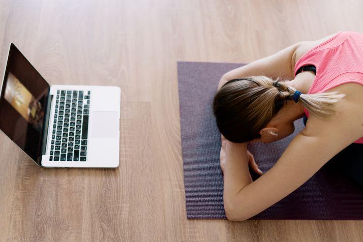 Foto 2 - FOESaludable llega al mundo virtual con clases online de pilates