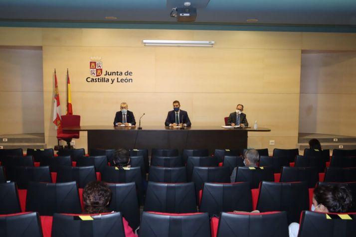 Comisión Territorial de la Junta de Castilla y León.