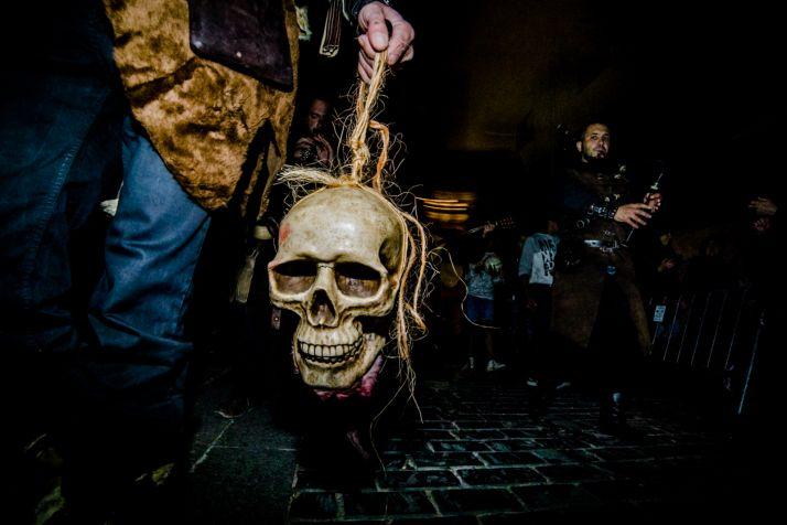 Foto 1 - La ruta 'Morituri. La muerte en Soria', enmarcada entre los eventos de las Ánimas, comienza este viernes