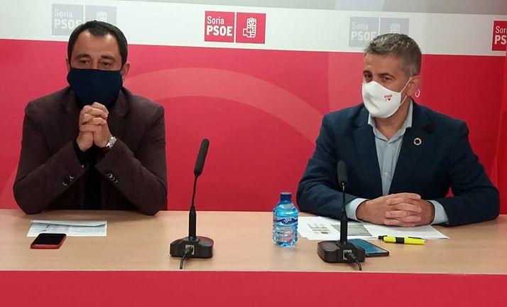 Los socialistas califican los PGE para Soria como 'comprometidos con las personas y el desarrollo provincial'