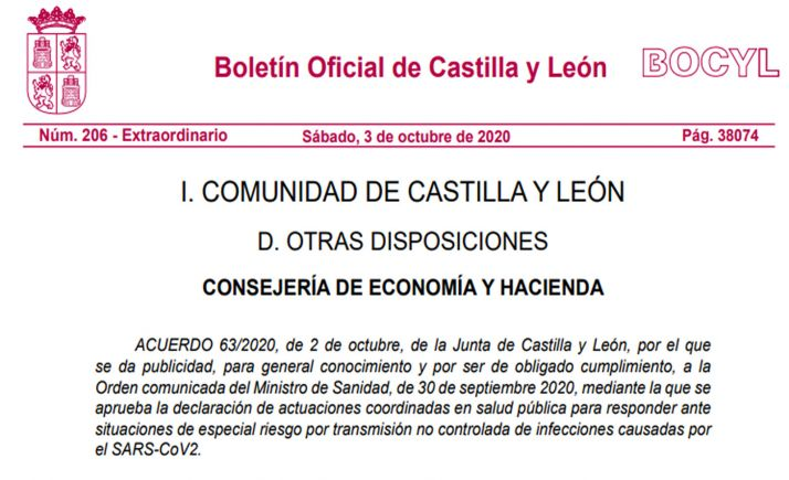 Foto 1 - La Junta da publicidad a la Orden ministerial sobre actuaciones en ciudades de más de 100.000 habitantes para responder ante situaciones de especial riesgo
