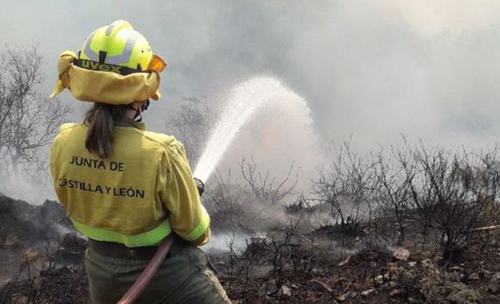 Foto 1 - Luz verde a equipamiento regional anti incendios por 1,3 M€