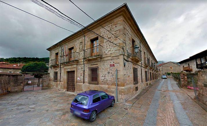 Imagen del Centro Rural Agrupado Pinares Altos de Vinuesa.
