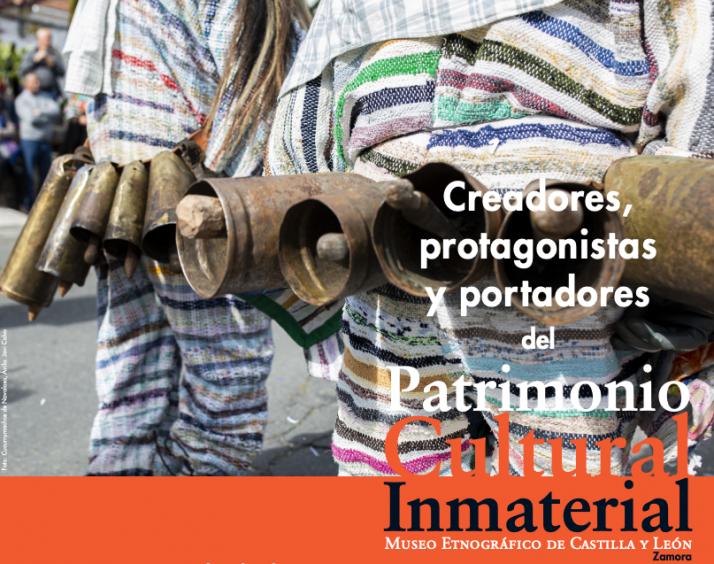 'Creadores, protagonistas y portadores del patrimonio cultural inmaterial' en el Museo Etnográfico de Zamora