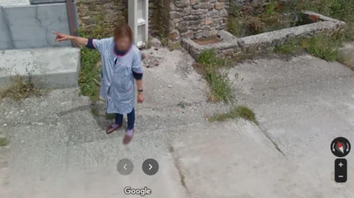 Foto 1 - Cuando lo analógico se impone: Google Maps pide indicaciones a una señora en un pueblo de Zamora