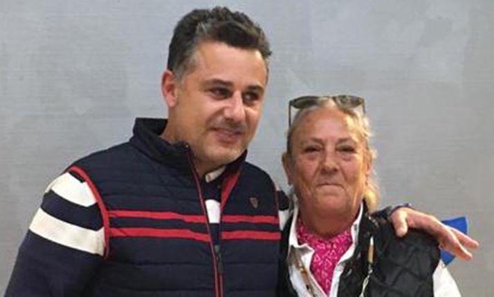 Guiu y Martínez en una imagen de archivo.