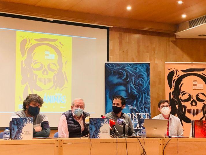 Rubén García, Jesús Bárez, Ernesto López y Eduardo Torres.