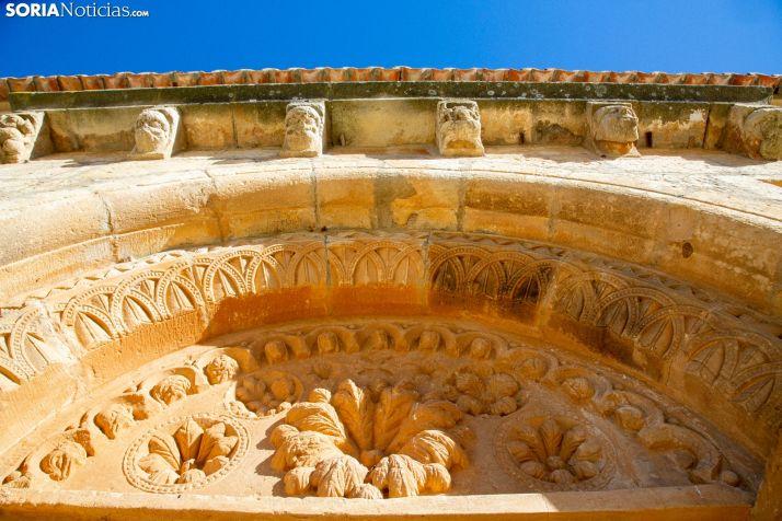 Foto 1 - Soria registra 34.593 visitas este verano a través del Programa de Apertura de Monumentos