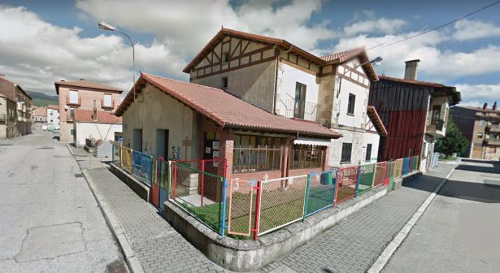 Guardería de Duruelo de la Sierra.