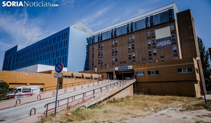 Foto 1 - La Junta destina 2M€ para la nueva cocina del Hospital Santa Bárbara de Soria