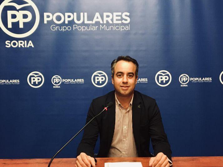 Foto 1 - El PP propone una permuta para adquirir el palacio de Alcántara