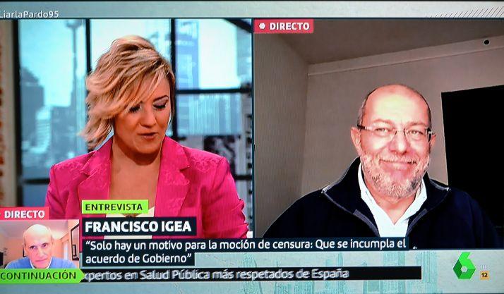 Francisco Igea: 'Hay quien piensa que fuera de la M-30 no hay vida inteligente'