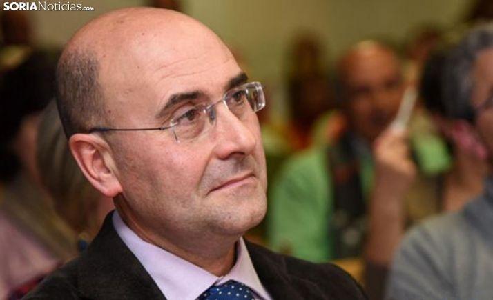 El agredeño Jesús Manuel Alonso, senador socialista por Soria. /SN