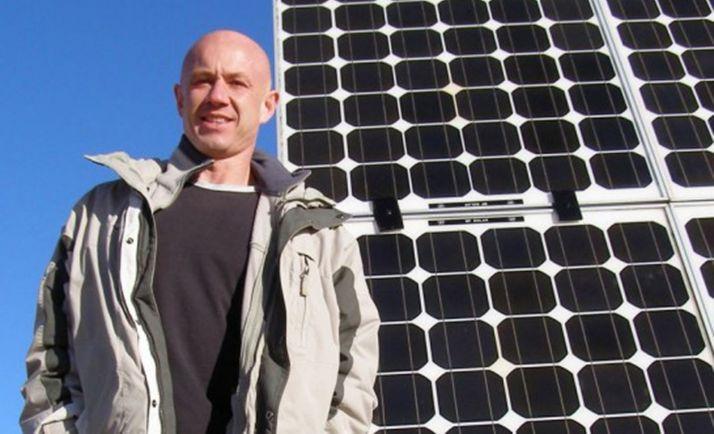 Luis Hernández Callejo, profesor de la Escuela de Ingeniería Forestal, Agronómica y de la Bioenergía de la UVa.