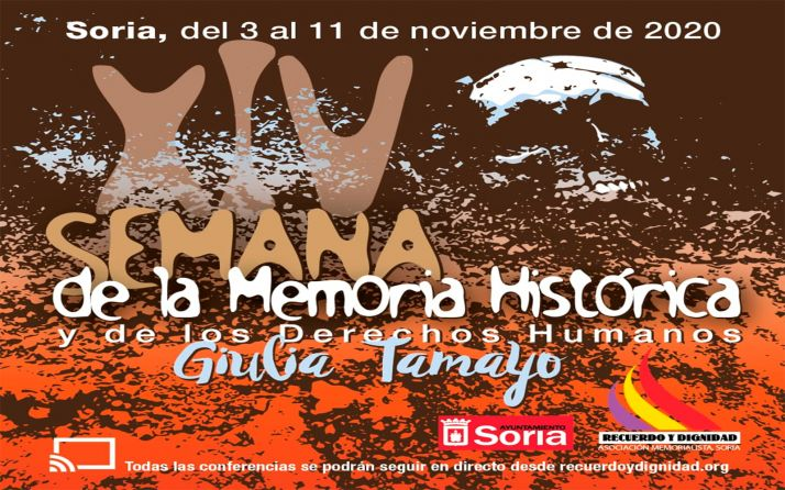 Foto 1 - La Semana de la Memoria Histórica será en modo online