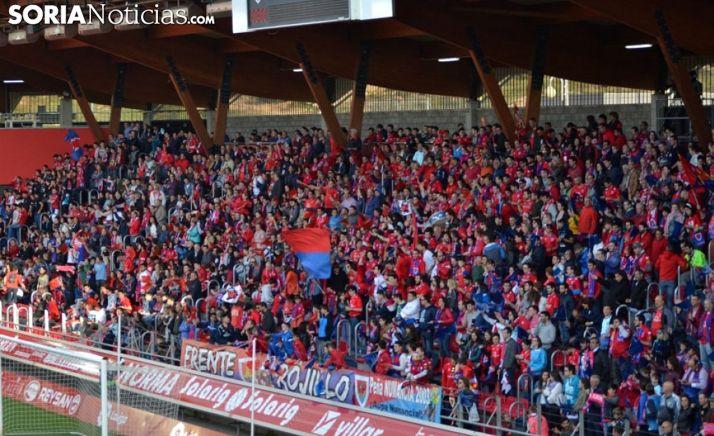 Foto 1 - El Numancia abre el plazo de renovación para los abonados que solicitaron la compensación para esta temporada