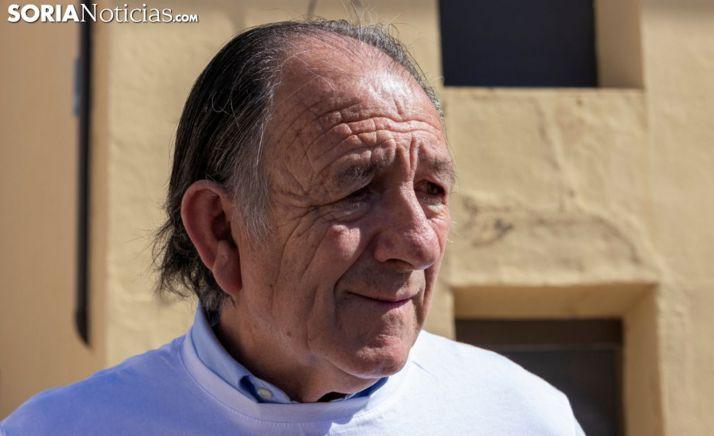 Raimundo Martínez, alcalde de Torrubia. /SN