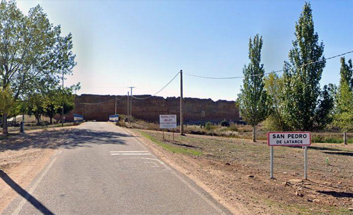 Foto 1 - Decretadas medidas de contención en el municipio de San Pedro Latarce (Valladolid)