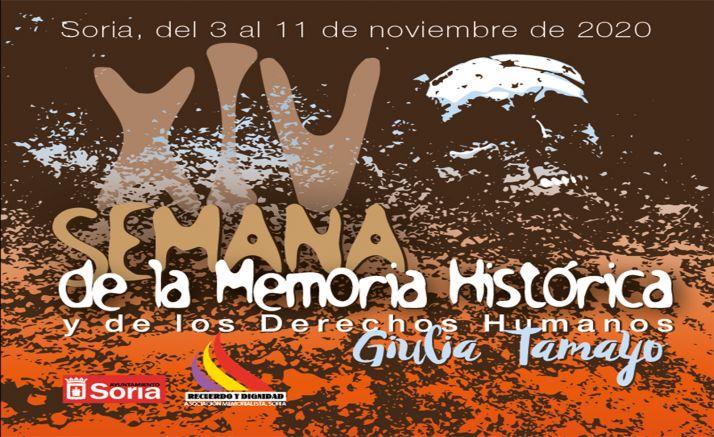 Foto 1 - La Semana de la Memoria Histórica arrancará el lunes 19
