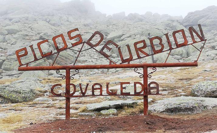 La creación instalada por el Ayuntamiento de Covaleda.
