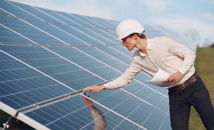 Foto 1 - Castilla y León instala 11.620 kW de autoconsumo de energía solar fotovoltaica en 2020, un 62% más que durante todo 2019