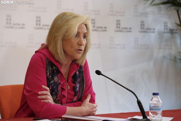 Verónica Casado. Foto de archivo