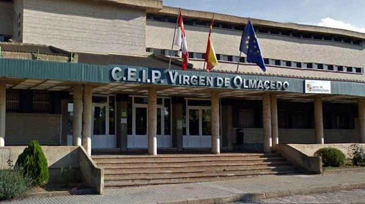 Colegio de Ólvega.