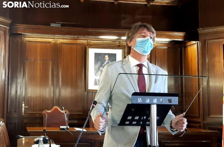 Carlos Martínez: 'Necesitamos confinar Madrid'