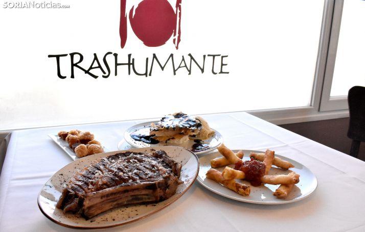 Alfonso Romero y el restaurante Trashumante: Puro sabor a Soria