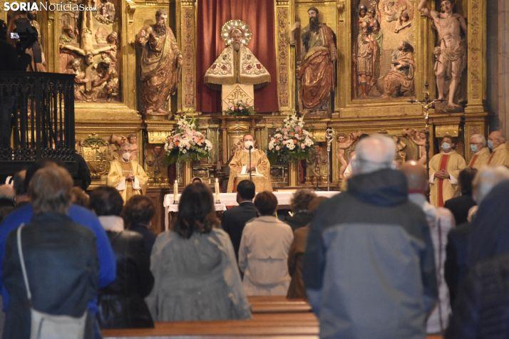Misa de San Saturio 2020.