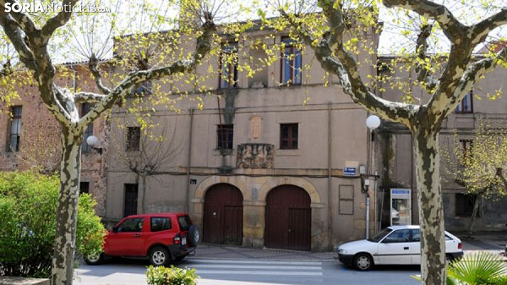 Foto 1 - Vía libre del Ayuntamiento para iniciar la rehabilitación del antiguo CUS para un hotel-apartamentos