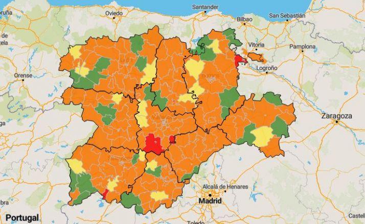Foto 1 - Coronavirus en Castilla y León: Se disparan los fallecidos, 17 en 24 horas, uno de ellos en Soria