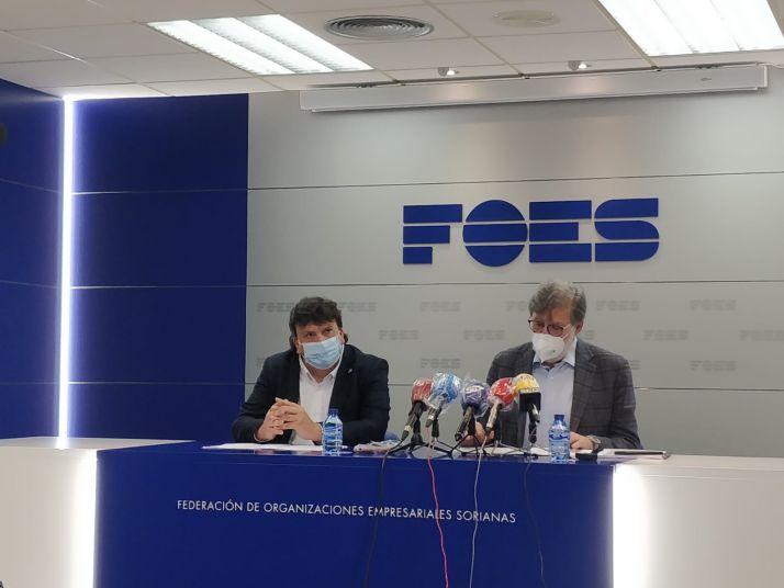 Foto 1 - Una empresa de ingeniería brasileña se instalará en Almazán con 31 puestos de trabajo