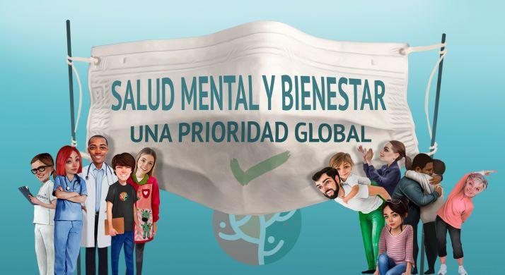 Conmemoración del Día de la Salud Mental.