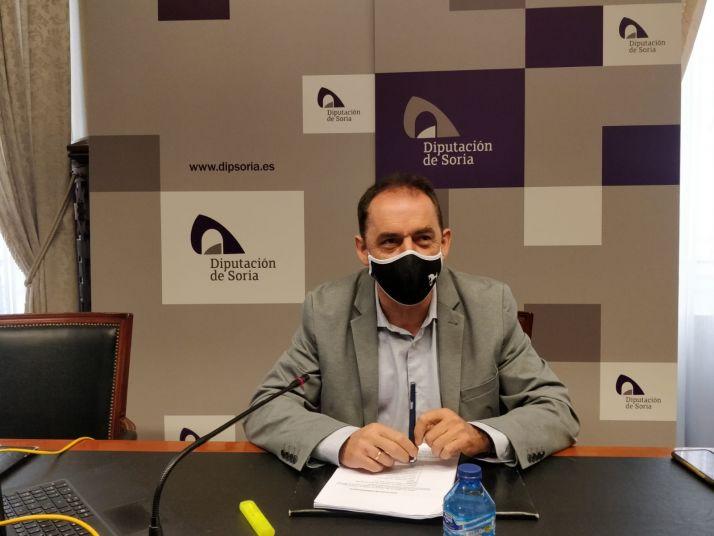 Foto 1 - Diputación de Soria: 1,4M€ para la plataforma de aviones en Garray