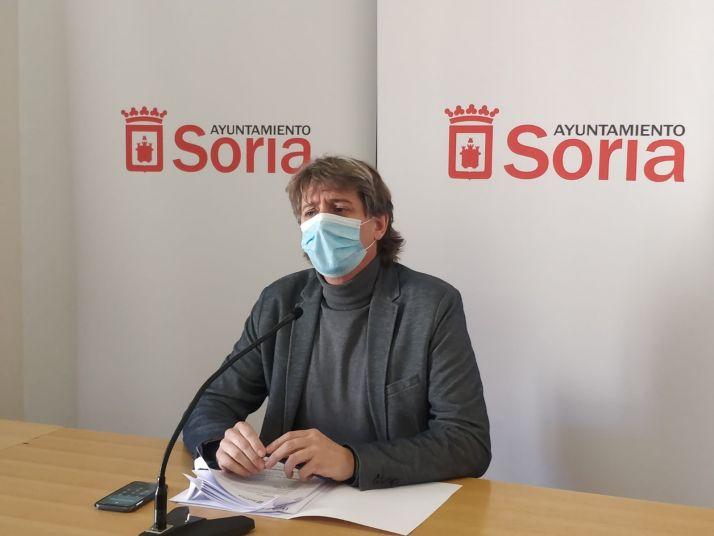 """Foto 1 - Mínguez pide a la Junta """"más certezas"""" y ayudas económicas frente al Covid"""